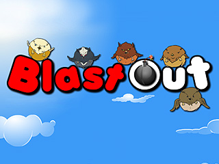 BlastOut done with xamarin