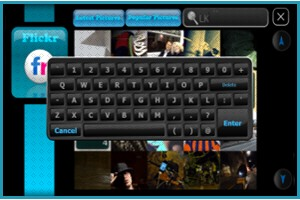 FPS Virtual Keyboard