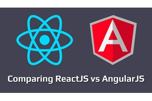 ReactJS vs AngularJS for development